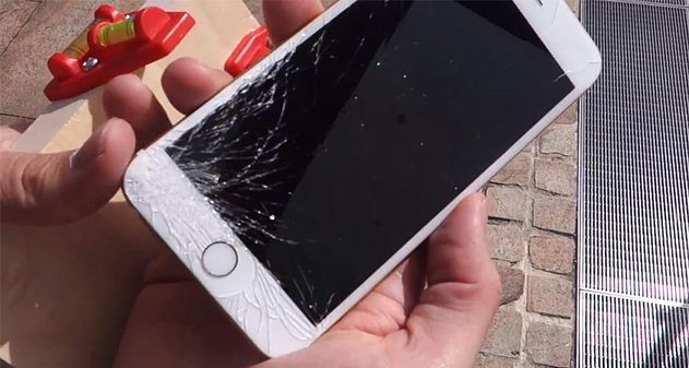 Resistencia iPhone 6