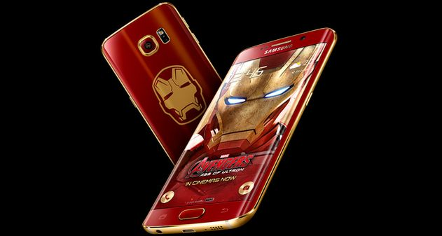 Photo of Detalles del Samsung Galaxy S6 Edge Iron Man Edición Limitada