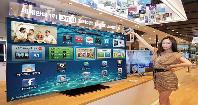 Photo of Samsung presenta su Smart TV de 75 pulgadas