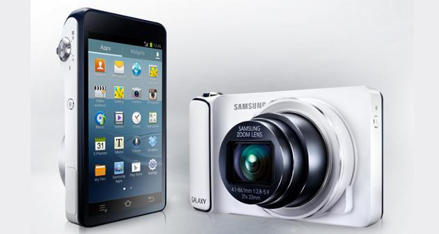 Photo of Samsung Galaxy Camera, todo el poder de Android en tu cámara de fotos