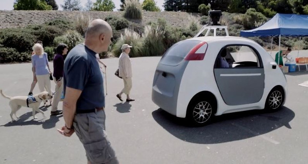 Photo of Así funciona el coche auto-conducido de Google: Self Driving Car