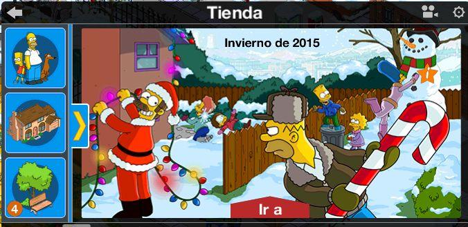 Tienda Invierno 2015