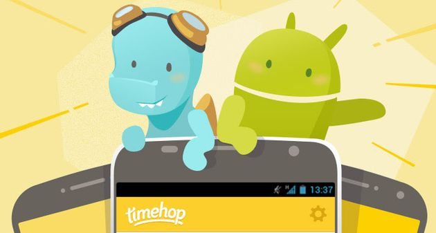 Timehop para Android