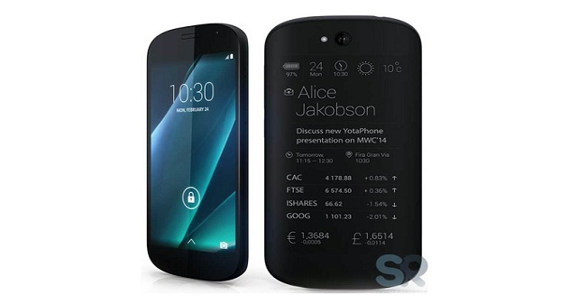 Photo of Smartphone con pantalla de tinta electrónica próximamente en Argentina