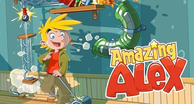 Photo of Amazing Alex está disponible en Google Play y App Store