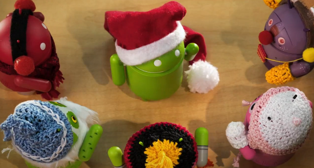 android - felices fiestas