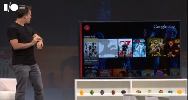 Photo of Google I/O 2014:  presentación oficial de Android TV