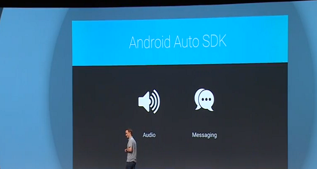 Photo of Android Auto presentado en #IO2014