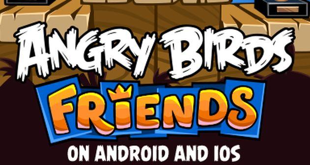 Photo of Angry Birds Friends, juega en línea con tus amigos desde tu smartphone