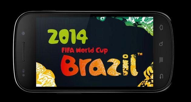 Aplicaciones para el Mundial Brasil 2014