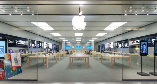 Apple patenta el dise o de las apple stores for Oficinas de apple