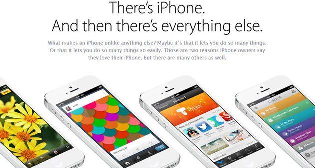 Photo of La campaña de Apple en respuesta al lanzamiento del Galaxy S4