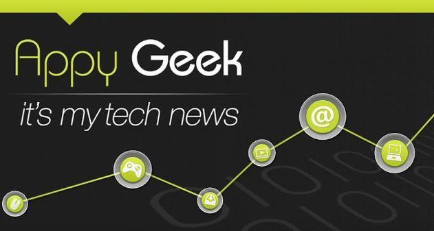 Photo of APPY Geek, todas las novedades de tecnología en una aplicación