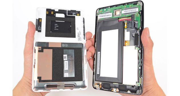 Photo of Es más fácil reparar el Google Nexus 7 que el iPad 3
