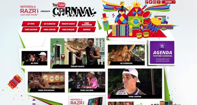 carnaval youtube