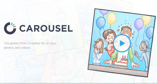 Photo of [Moviles] Carousel: La galería ideal, comparte y realiza backup de fotos