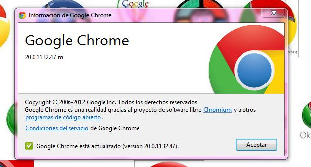 Photo of Novedades en Google Chrome 20