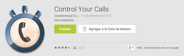 controll your calls