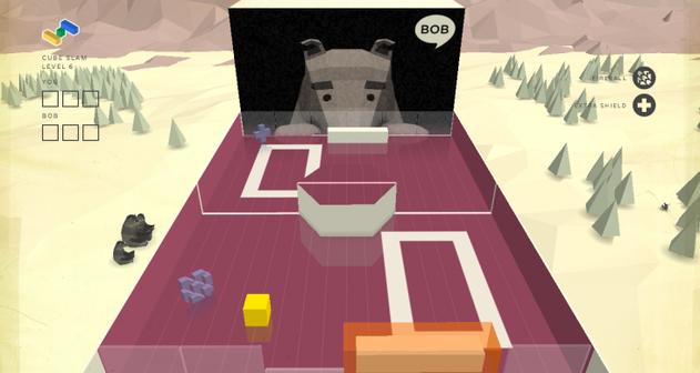 cube slam