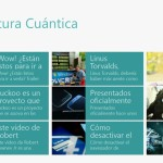 App Cultura Cuantica para Windows Phone
