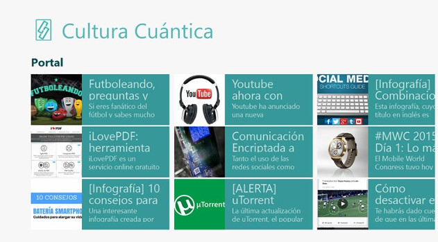 Photo of Probá la app de Cultura Cuántica para Windows Phone