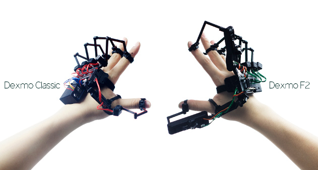 Photo of Empezarás a sentir la realidad virtual con este exoesqueleto háptico
