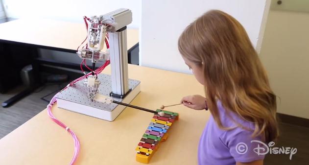 Photo of Disney trabaja en robots accionados por aire