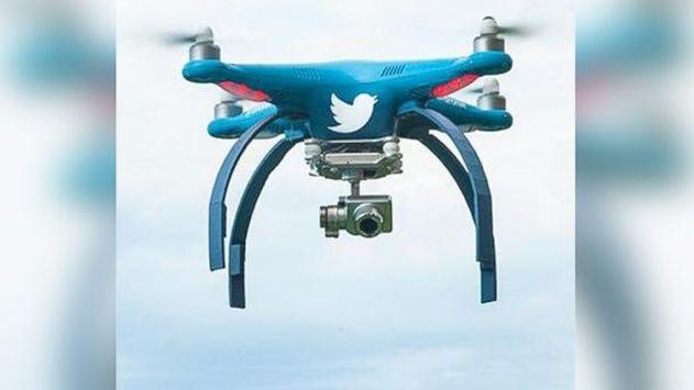 Photo of Drones controlados con tuits, la nueva patente de Twitter