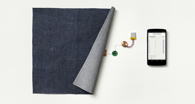 Photo of El Proyecto Jacquard transforma ropa en tecnología vestible