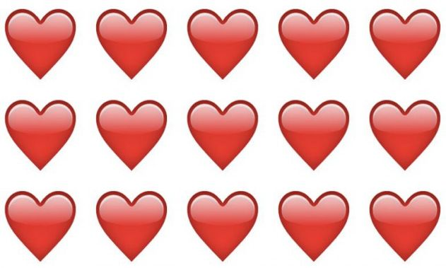 emojis corazon