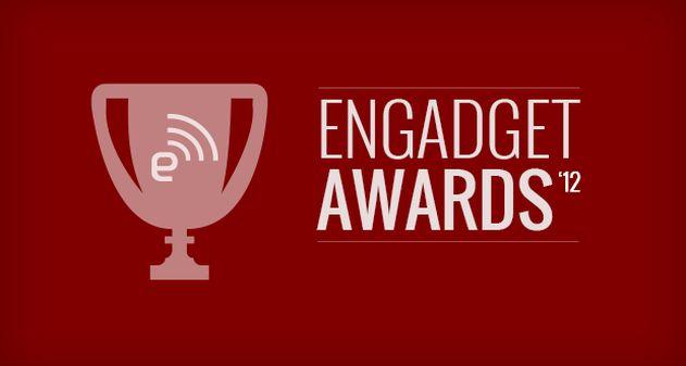 Photo of Vota a tus gadgets favoritos en los Engadget Awards 2012