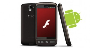 flash player - android