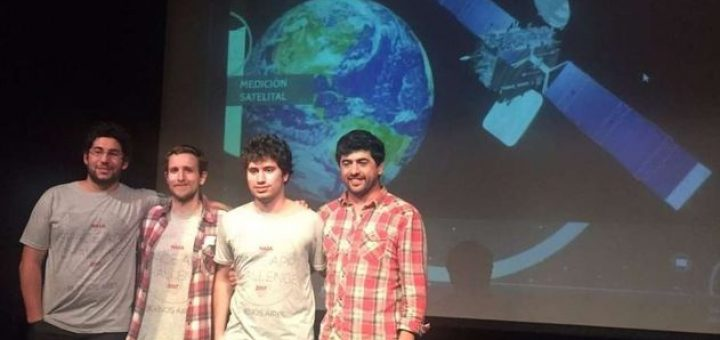 Ganadores Nasa Space Apps