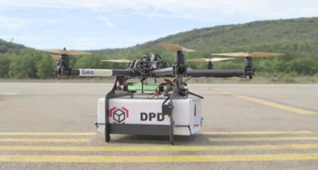 Photo of Francia se suma a la entrega de paquetes mediante Drones