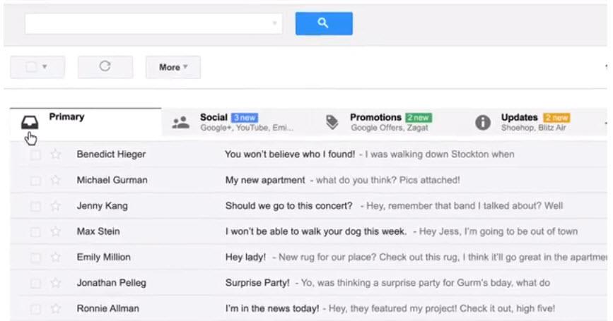 Photo of Presentan nueva bandeja de entrada de Gmail
