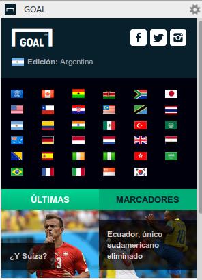goal y firefox