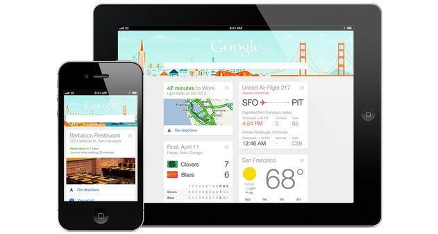 Photo of Google Now para iPhone y iPad ya se encuentra disponible