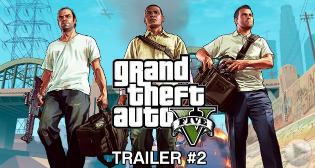 Photo of Grand Theft Auto V, segundo trailer oficial