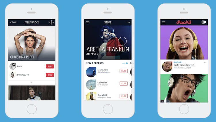 Photo of Hook'd, una aplicación de karaoke social para iOS