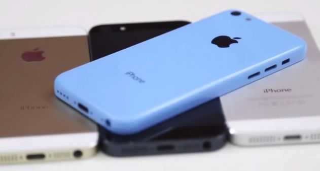 Photo of Ya son oficiales los nuevos iPhone 5S y iPhone 5C de Apple