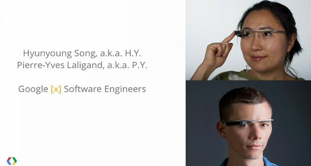ingenieros google glass