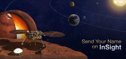 Misión Insight NASA