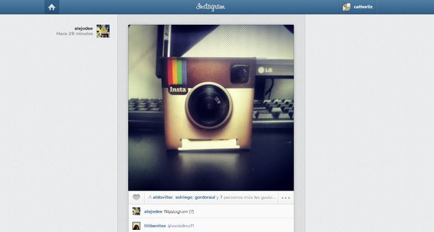 Photo of Instagram ya permite ver tu «timeline» en su web