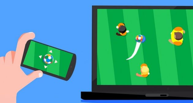 Photo of Google Chrome te invita a jugar con su experimento especial del Mundial 2014