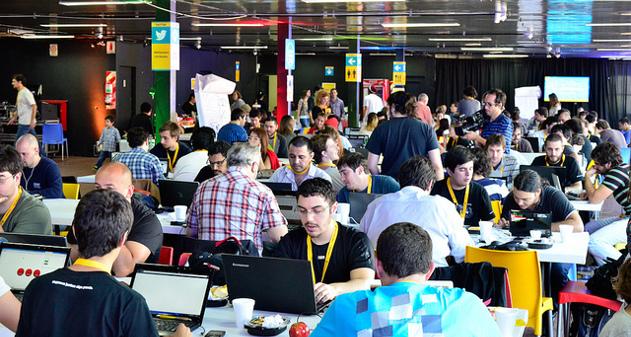 lenguajes de programacion mas elegidos en hackatones