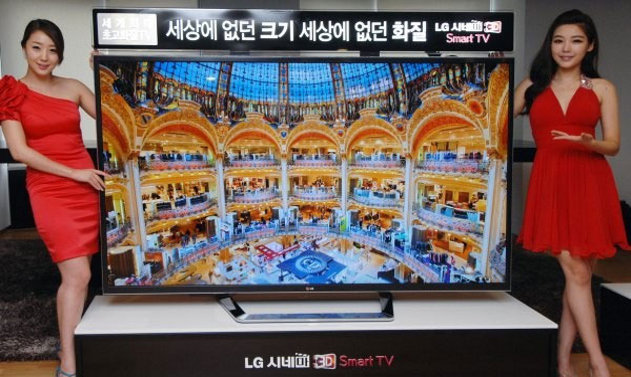 Photo of LG lanza su Ultra HD Smart TV de 84 pulgadas.