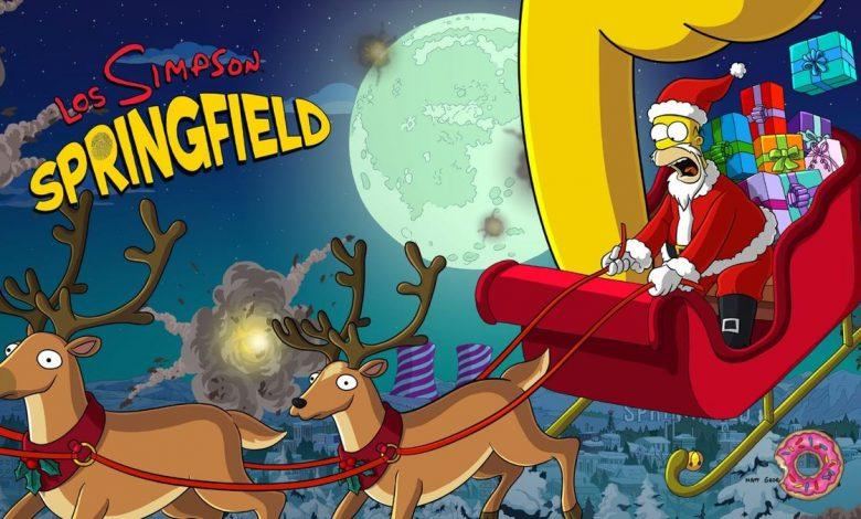 Los Simpson: Springfield Navidad 2019