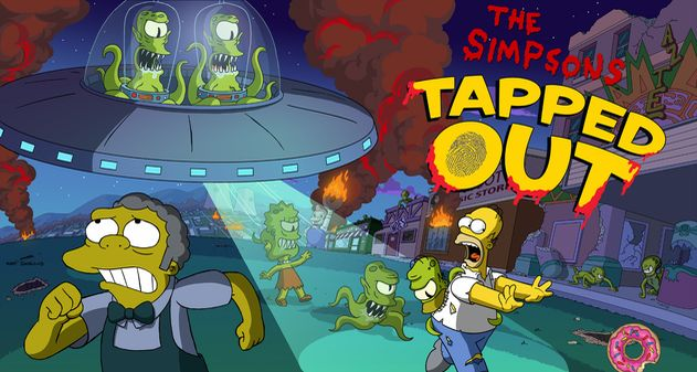 Photo of Los Simpson Springfield Halloween 2014 ya esta disponible