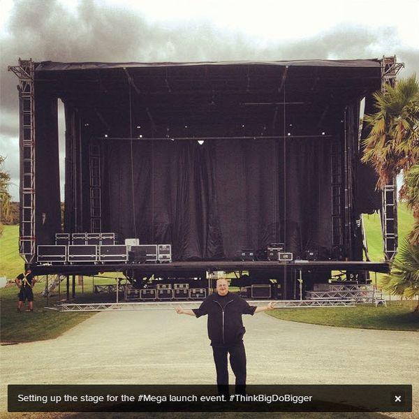 mega stage