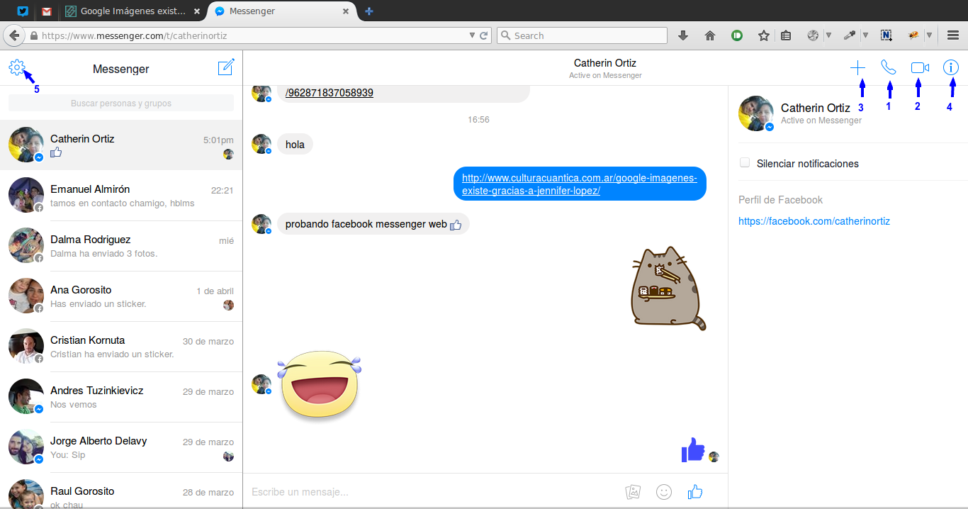 how to join facebook messenger